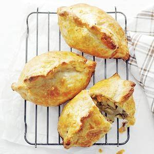 10 oktober - Half-om-half gehakt in de bonus - Recept - Britse pasteitjes - Allerhande