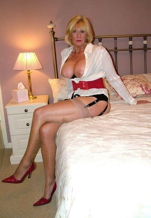 Naughty british grandmother needs a good fuck 7