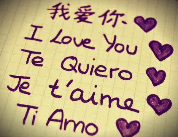 Tu manera de dar y recibir amor puede ser tan diferente a la de tu cónyuge, como el chino del español. Más consejos en: http://www.tutiendacristiana.com/revista/lenguaje-de-amor/#.Uiiwaj-ZaUA