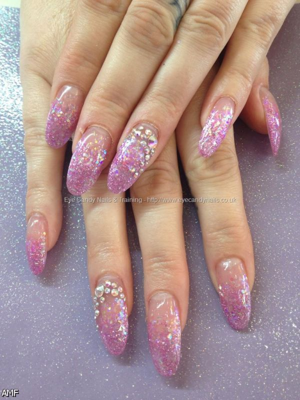 Luxury Acrylic Nail Art Designs Tumblr Crest