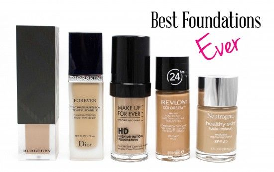 The Best Foundations Ever!