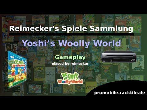 Reimecker's Spiele Sammlung : Yoshi's Woolly World