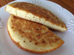 Pão de Frigideira Sem Glúten Fácil Fácil e rápido. Fofinho por dentro e sequinho por fora, agora você pode fazer um belo pão caseiro todas as manhãs.