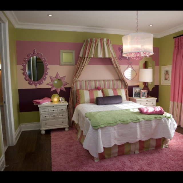 Girls Dream Bedrooms Captivating 2018