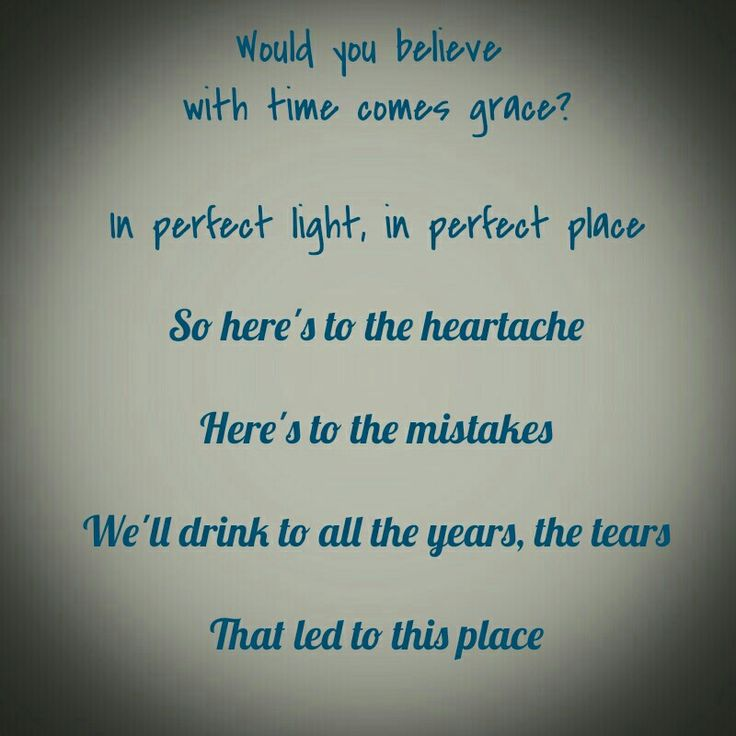 Here's to the heartache - Nothing More