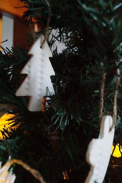 Taikataikinasta joulukoristeet