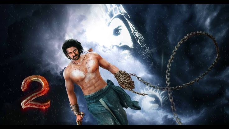 bahubali 2 - First Look  poster-Prabhas Directed by S.S.Rajamouli
