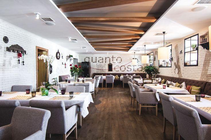 Quanto Costa - an italian restaurant, Ukraine, Kyiv on Behance