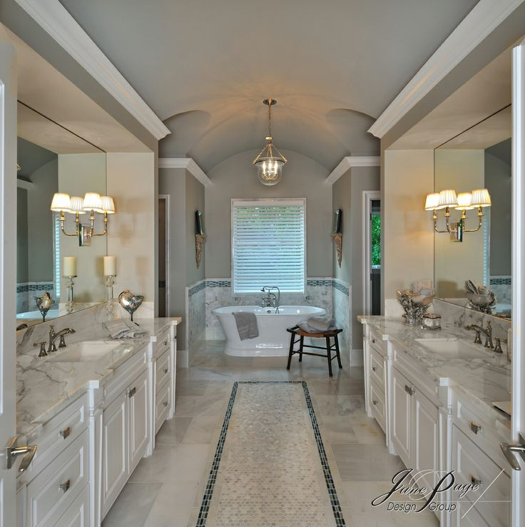 Donna's Blog: gray bathrooms | Jane Page Design Group