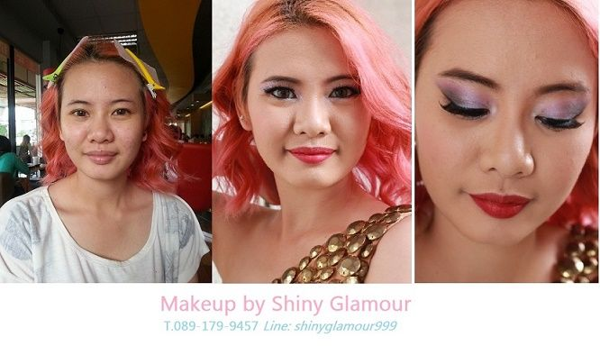 Fashion Makeup #makeover #deference