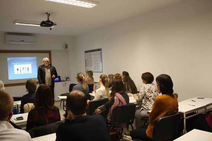 Emotional Intelligence and Classroom Dynamics by Steve Darn - 15th March 2016