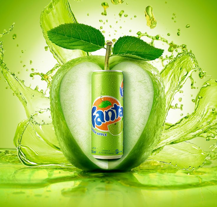 Fanta Green Apple, coming from the heart core of the real green apple.FP7 Cairo - Marwan Younes, Amr Younes, Khalil El Shorbagy