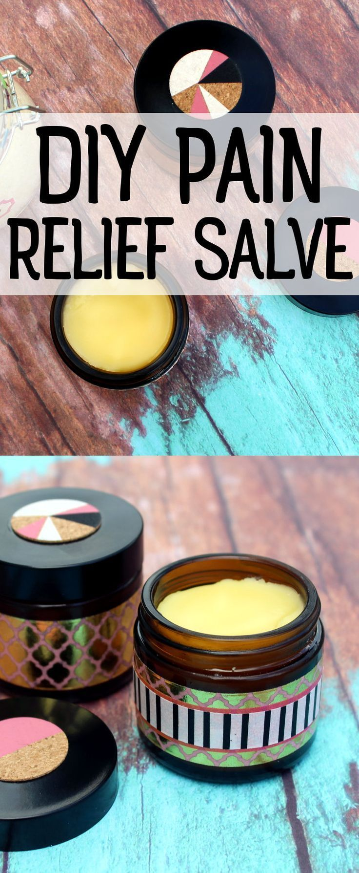 Arnica Pain Relief Salve Recipe for Muscle Pain & Inflammation