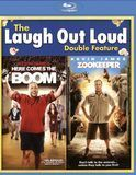 Here Comes the Boom/Zookeeper [Blu-ray] [2 Discs]