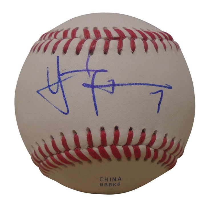 Toronto Blue Jays Yan Gomes signed Rawlings ROLB leather baseball w/ proof photo.  Proof photo of Yan signing will be included with your purchase along with a COA issued from Southwestconnection-Memorabilia, guaranteeing the item to pass authentication services from PSA/DNA or JSA. Free USPS shipping. www.AutographedwithProof.com is your one stop for autographed collectibles from Toronto Sports teams. Check back with us often, as we are always obtaining new items.
