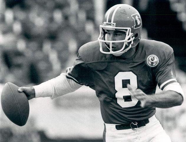 80s Denver Broncos Pictures | Denver Broncos' QB Gary Kubiak - Gary Kubiak | Fanbase