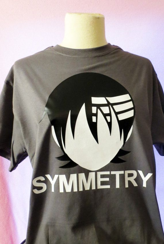 Hey, I found this really awesome Etsy listing at https://www.etsy.com/listing/204910165/soul-eater-death-the-kid-symmetry-tee