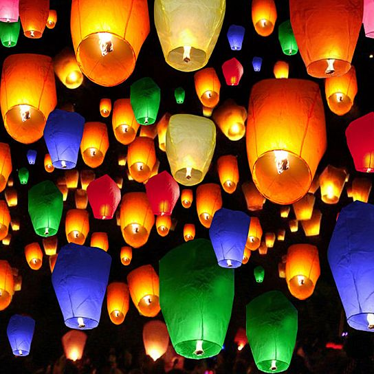 Sky Lanterns Wedding: 17 Best Ideas About Sky Lanterns On Pinterest