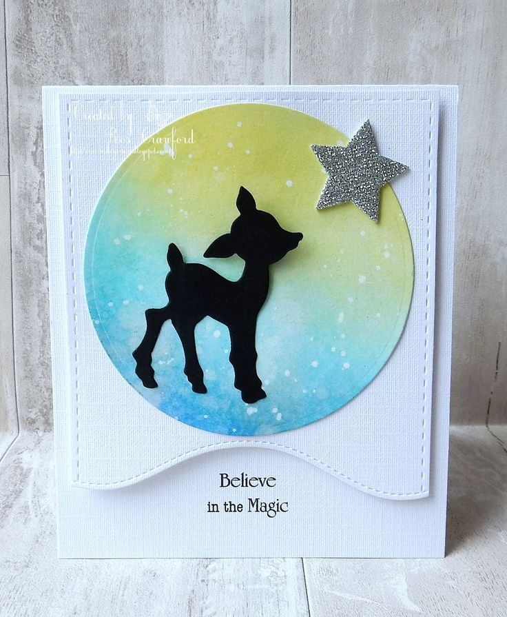Pin By Nancy Childs On Die Cut Cards Christmas And Other