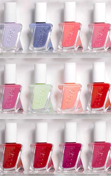 essie - Gel Couture - Gel Nail Polish & Gel Manicure At Home - Essie