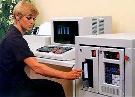 vintage computer.