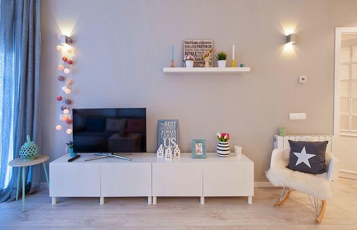 La casa de Marta, en Barcelona | Decorar tu casa es facilisimo.com