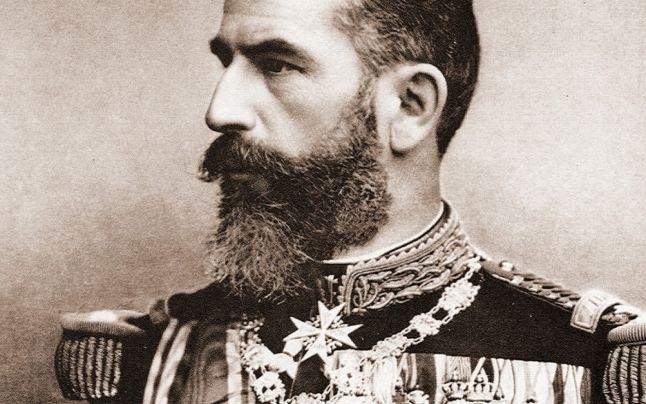 Carol I, primul rege al României FOTO Lăzărică Petrescu