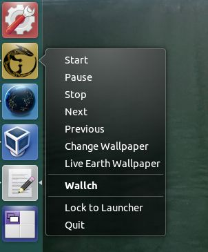 Wallch: Wallpaper Changer For GNOME 3 / Unity ~ Web Upd8: Ubuntu