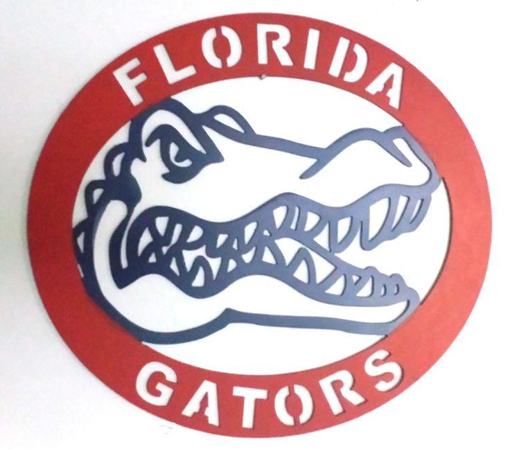 Florida Gator Wall Art best 73 metal art images on pinterest | other