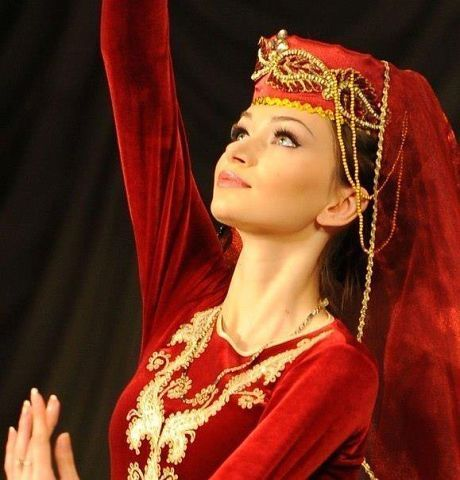 Beautiful Armenian Women