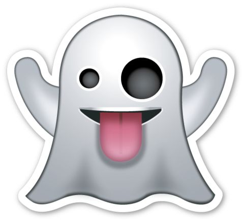 Ghost | EmojiStickers.com