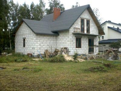 Projekt domu Pierwszy dom 3
