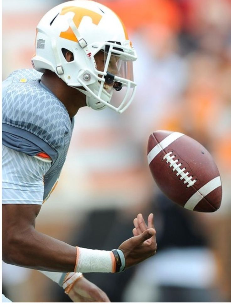 QB Joshua Dobbs ~ Check this out too ~  RollTideWarEagle.com for sports stories that inform and entertain. Plus FREE Train Deck football rules online tutorial. Fun and Easy way to learn the rules of the game you love. #Football #UT #Vols #CFB #SEC