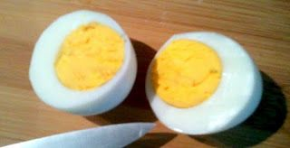 Fresh Eggs Daily®: The Secret to Easily Peeling Fresh Hardboiled Eggs: Steam Them 20 minutes in vegetable basket...IT WORKS