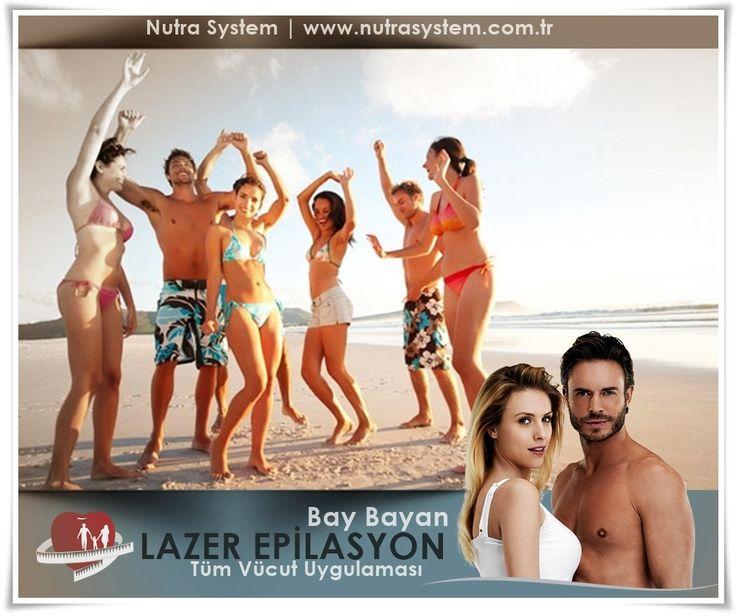 BAY ve BAYAN Tüm Vücut Lazer Epilasyon Uygulaması (alexandrite ve buz lazer yöntemleri)  DETAYLI BİLGİ İÇİN BİZİMLE İRTİBATA GEÇİN http://www.nutrasystem.com.tr/