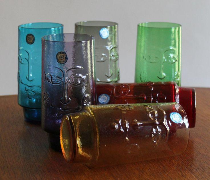 Set of Sasaki Drinking Glasses