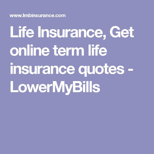 Life Insurance Quote With No Medical Exam Required Life