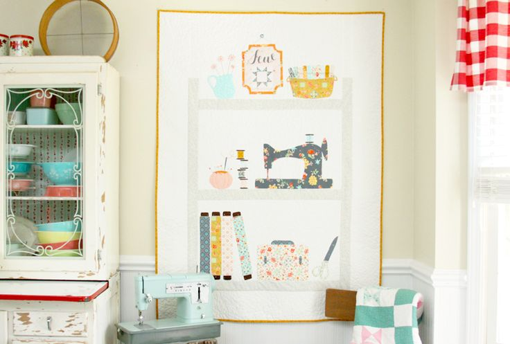 colorful-sewing-shelves-quilt