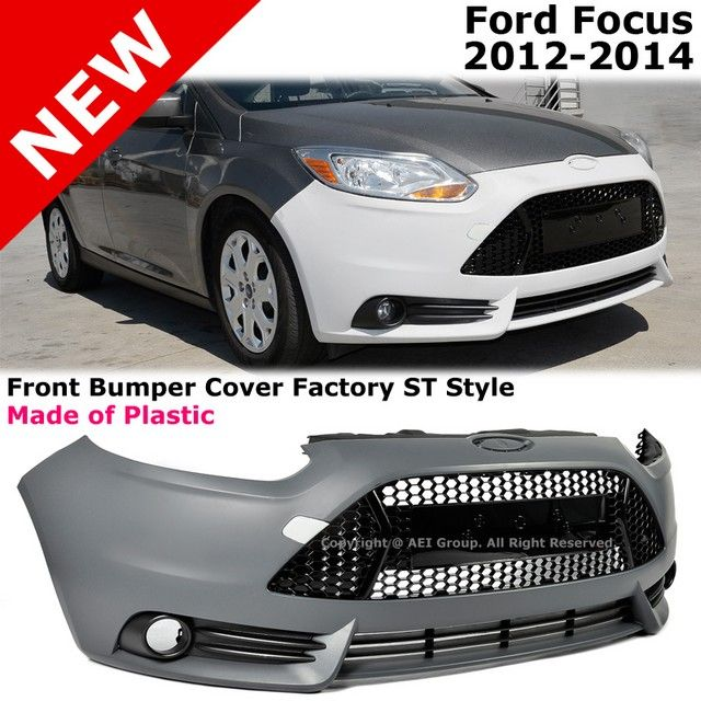 7 Pictures Of 2014 Ford Focus Front Bumper Ford Focus Ford