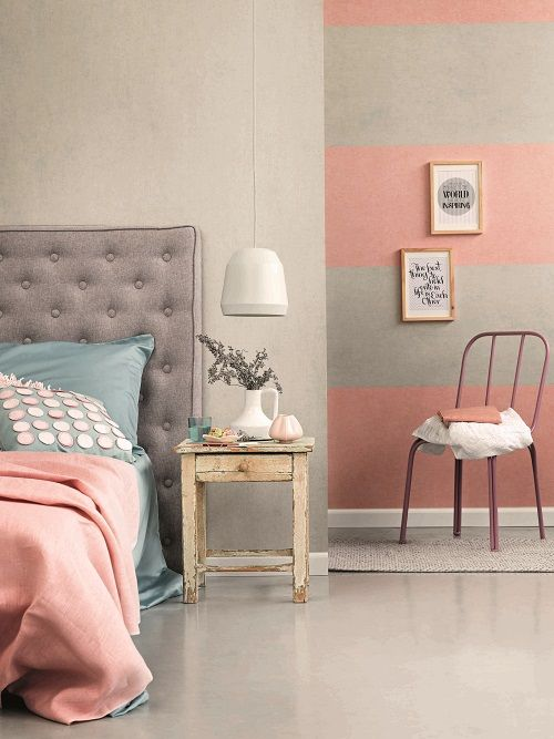 There is something about pastel colours that is so soothing and #relaxing. Introducing #SPRING- dedicated to the beautiful #pastel #colours and shades… Rediscover the appeal of pastels with #Goodrich. Featured #Wallcovering from 50 Shades of #Color, BN Goodrich