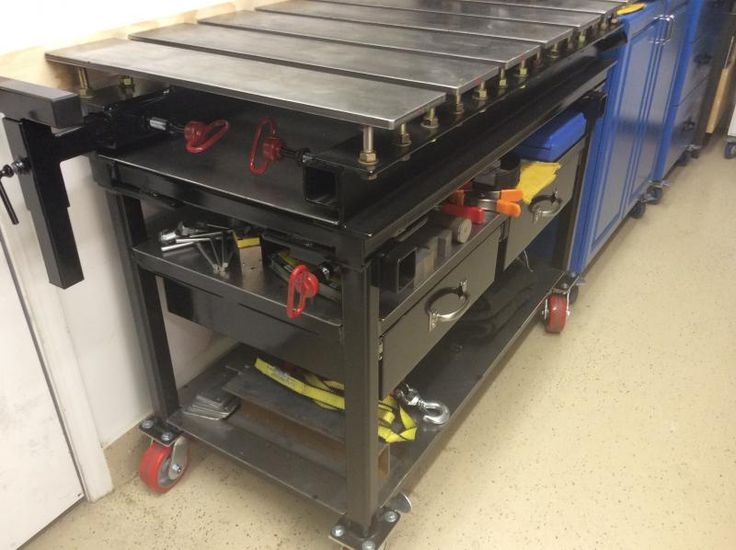 Outstanding Welding Table Plans Gallery Pictures - Best Image Engine ...