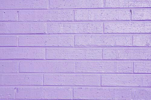 @roch.elle♡                     ☆Comment for follow.                   Lilac wall paper. Purple wall. Brick wall. Violet wall.  Wallpaper. Screensaver. Wall art. Grunge. Pastel.