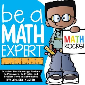 BUY THE BUNDLE AND SAVE!  (Click HERE to view the Bundle)This packet was designed to help you create a classroom environment where young mathematicians can explore, take risks, and have fun. These activities work wonderfully with the Daily Three program and with Math Workshops/Guided Math.In this Math Expert packet, you will find: Math Tips for Home Brochure: One common question we get asked from parents is, What can I be doing at home to help my child with math?