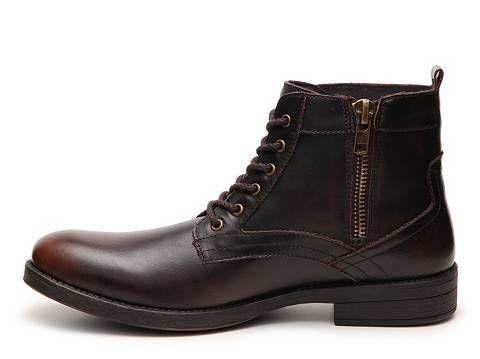 60 Steve Madden Delorean Boot  Black