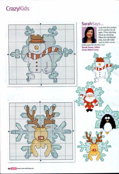 Gallery.ru / Photo # 65 - Cross Stitch Crazy 171 December 2012 - tymannost