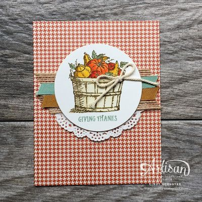 nutmeg creations: Fancy Friday - A Holiday Basket of Wishes