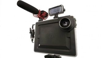 Padcaster tablet case released for iPad Mini