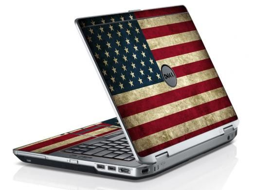 Lidstyles Printed Vinyl Laptop Skin Protector Decal Dell Latitude E6420 Series Decal/transfer For