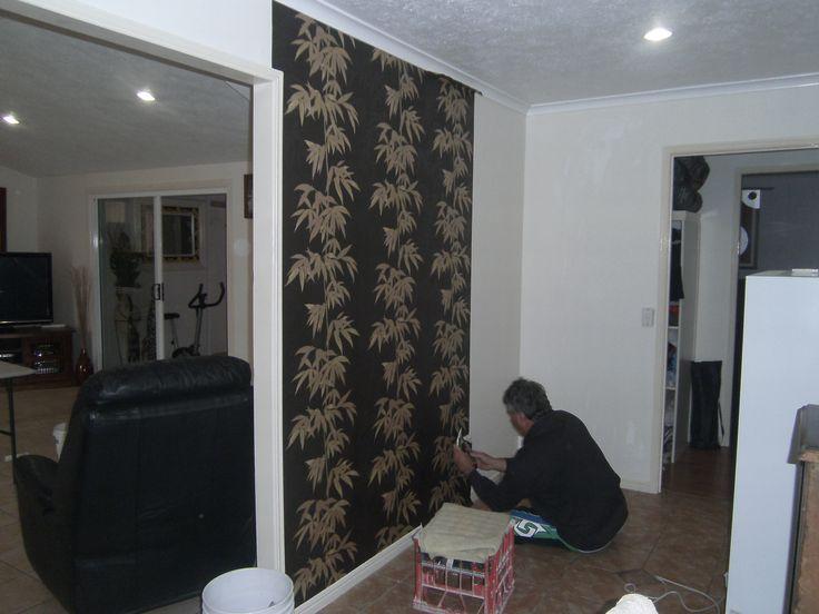 Arthouse Wallpaper - Bamboo Chocolate