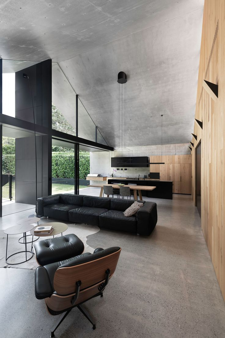 Extruded House by MCK Architecture and Interiors – An Impactful Family Home – Tanya Serra